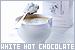 White Hot Chocolate: