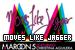 Maroon 5: Moves Like Jagger: