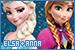 Frozen: Relationship: Elsa and Anna: