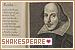 Shakespeare, William: