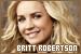Robertson, Britt: