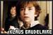 Series of Unfortunate Events, A: Baudelaire, Klaus: