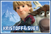 Relationship: Frozen: Kristoff and Sven